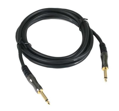 Low Capacitance Guitar Cable
