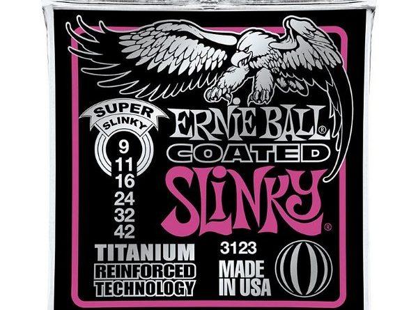 Ernie Ball 3121 Coated Electric Guitar Strings