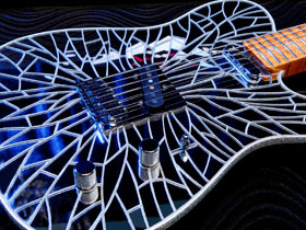 Shattered Mirror Telecaster Guitar
