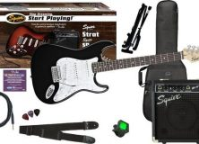 3 of the Best Electric Guitar Starter Kits
