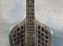 National Vintage Steel Tricone Guitar