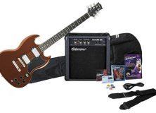 Silvertone Electric Guitar Starter Kit