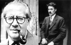 Andres Segovia and Hermann Hauser