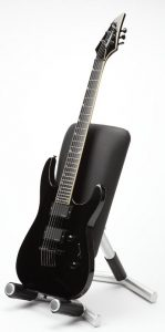 Iconic Metal Guitar Stand - Stand Mode