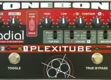 Radial Tonebone - Plexitube Distortion Pedal