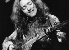 Rory Gallagher's Lost Album to be Released May 17th