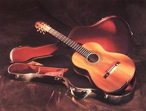 Segovia Hauser Guitar
