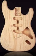 Building Your Guitar PART 1 : Wood Choice