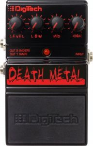 Digitech Death Metal Pedal