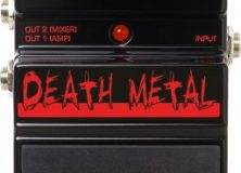 The Digitech Death Metal Pedal