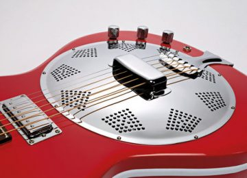 Eastern Airline Folkstar Resonator Guitar