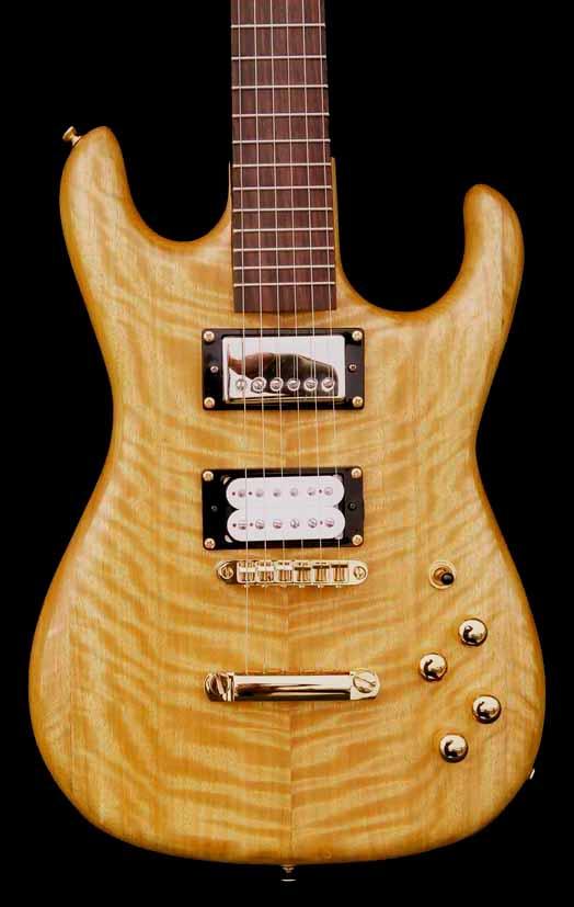 Eric Joseph Guitar Closeup
