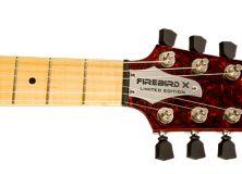 Gibson Firebird X Breaks Ground, Raises Eyebrows