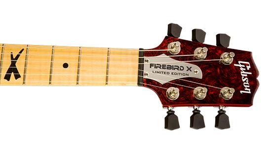 Gibson Firebird X Headstock
