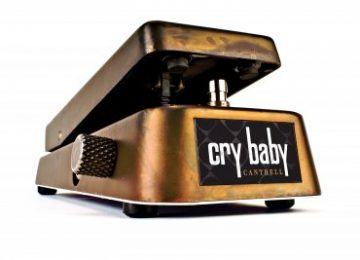 Jerry Cantrell JC95 Signature Wah Pedal