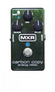 MXR Carbon Copy Delay
