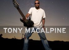 Tony MacAlpine's New Album