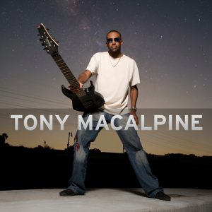 Tonmy MacAlpine - New Self Titled Album