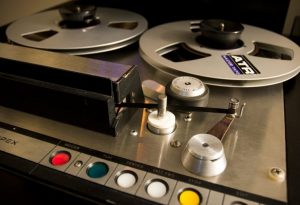 Analog Tape Machine