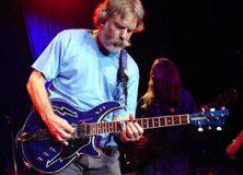 """Bob Weir's Modulus G3FH """"Lightning Bolt"""" guitar"""