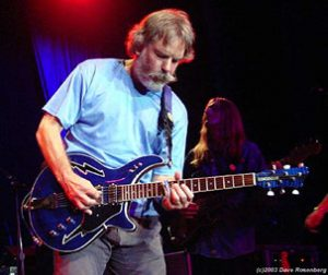 Bob Weir Modulus G3FH Lightning Bolt Guitar