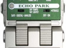 Echo Park Delay Pedal From Line 6