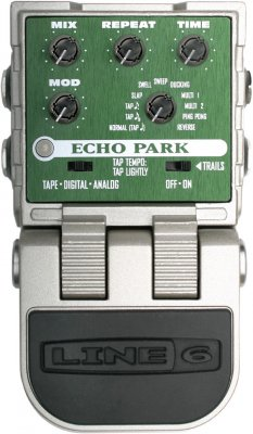 Line 6 Echo Park Delay Pedal