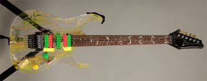 "Steve Vai's 20th Anniversary Jem from ""Where The Wild Things Are"""