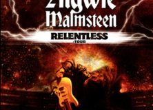 Yngwie Malmsteen's North American Tour Video & Schedule