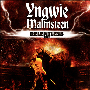 Yngwie Relentless Tour