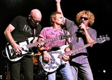 New Chickenfoot Video In HD Video Action