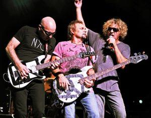 Chickenfoot - Satriani, Anthony, Hagar