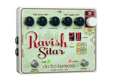 New Pedal Alert! The EHX Ravish Sitar Simulator