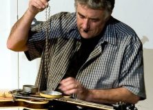 Fred Frith's Guitar Solos