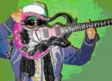Guitar Stolen From George Clinton and P-Funk's Tour Bus