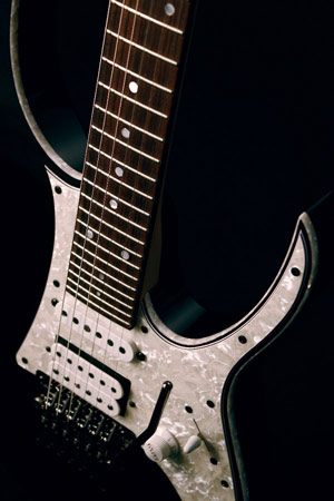 Ibanez RG2011SC Guitar