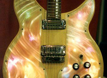 Rickenbacker Model 331 Lightshow Guitar