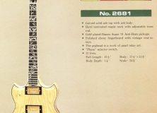 1970s Ibanez Catalog Image