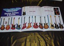 1981 Ibanez Brochure