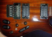 2000s S2020XAV guitar