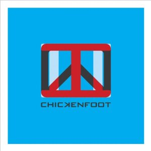 Chickenfoot III Album Cover