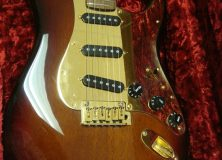 Mark's Custom Guitars - Mahogany Strat