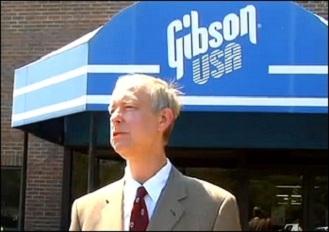 Gibson CEO Talks Federal Raid