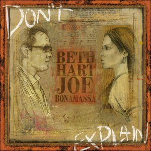 Beth Hart Joe Bonamassa - Don't Explain Album Cover
