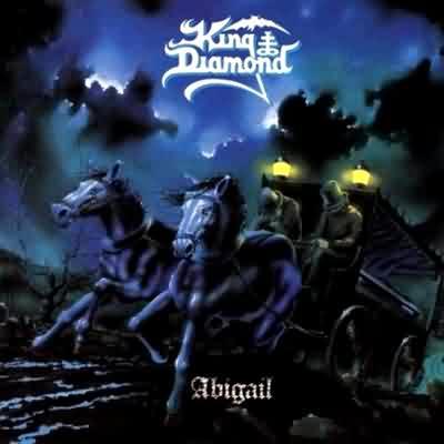 King Diamond - Abigail Album Cover