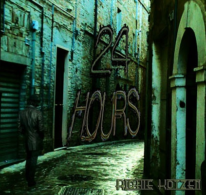 Richie Kotzen - 24 Hours Album Cover