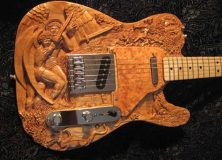 Ironside Guitars - Carved From Life