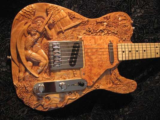 Ironside Guitars: Lucifers Fall