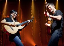 No Stairway! Unless You're These Guys - Rodrigo y Gabriela