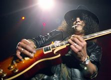 Slash: New Album Info And Mashed Potatoes